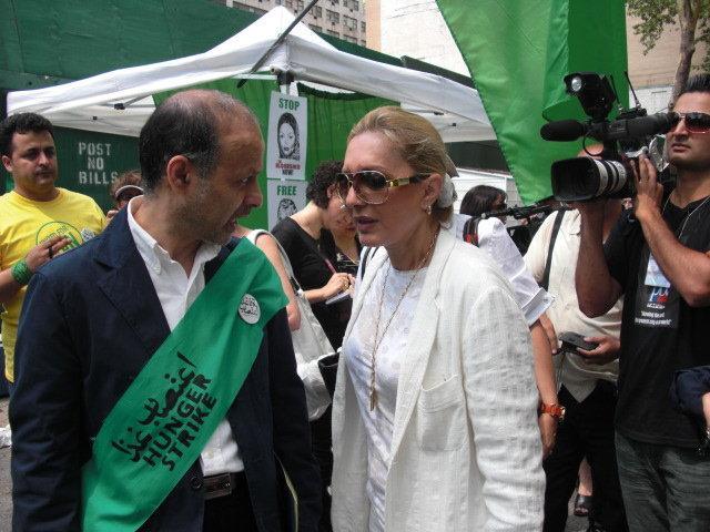 نتیجه تصویری برای جنبش سبز