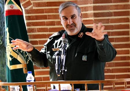 معرفی فرمانده جدید سپاه حفاظت انصار المهدی(عج)+عکس