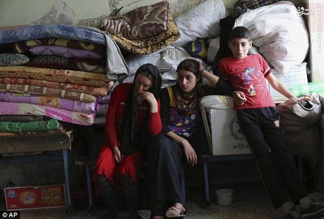 فروش کودکان سوری و عراقی به اسراییل توسط داعش!