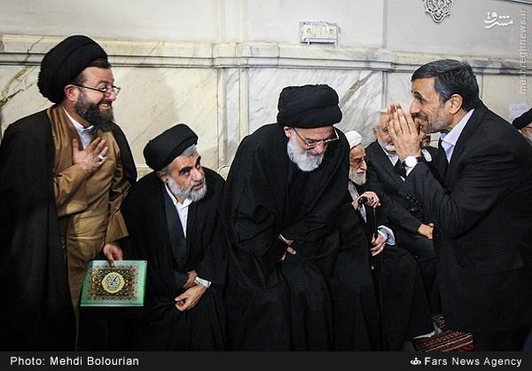 تقلید صدای احمدی نژاد