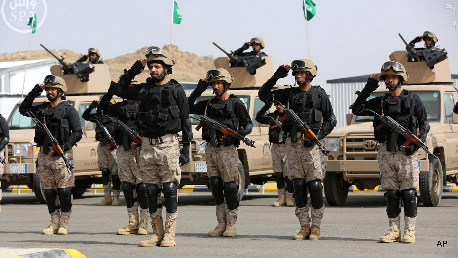 ارتش عربستان؛ خیال خام ژاندارمی منطقه