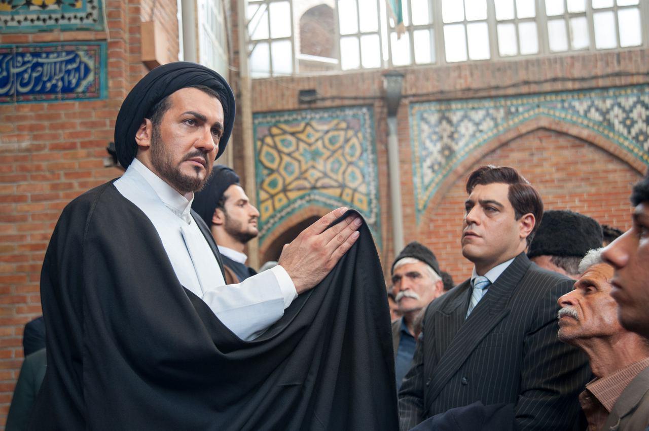 Image result for نخستین تصاویر از بازیگر نقش هاشمی رفسنجانی