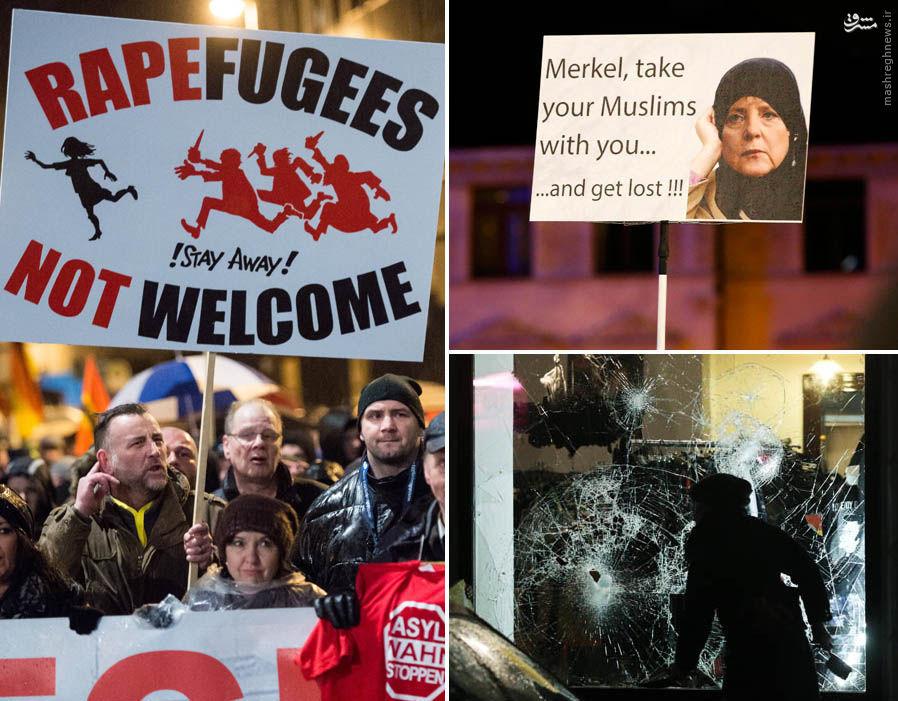 تجاوز در نروژ و سموم میکروبی، رهاورد جدید داعشها برای اروپا