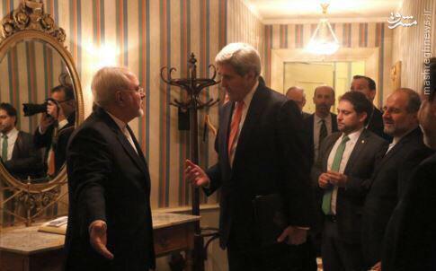 دیدار ظریف و کری در وین آغاز شد/ انتشار گزارش آژانس درباره ایران تا دقایقی دیگر