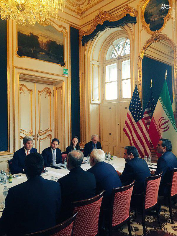 دیدار ظریف و کری در وین آغاز شد/ انتشار گزارش آژانس درباره ایران تا ساعتی دیگر