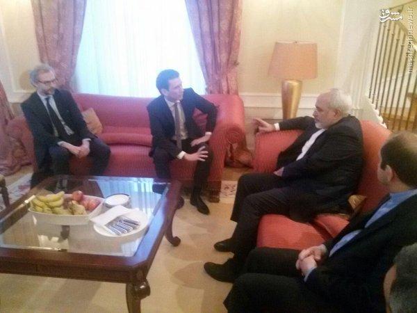 دیدار ظریف و کری در وین آغاز شد/ وزیر خارجه اتریش به هتل کوبورگ آمد/ انتشار گزارش آژانس درباره ایران تا دقایقی دیگر + تصاویر