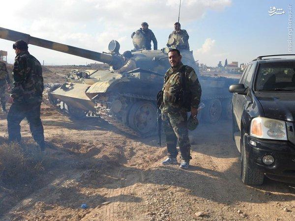 شکست پاتک تروریستها در خان طومان با یکصد کشته/ارتش در دروازه پایتخت داعش در شمال حلب/ حمله غافلگرانه داعش به دیرالزور/ادامه پیشروی نظامیان سوری در لاذقیهاشتعال مجدد جبهه شمال حمص/(در حال نگارش)