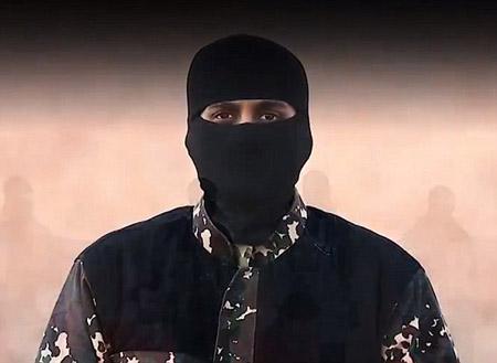 جزئیاتی درباره جلاد جدید داعش