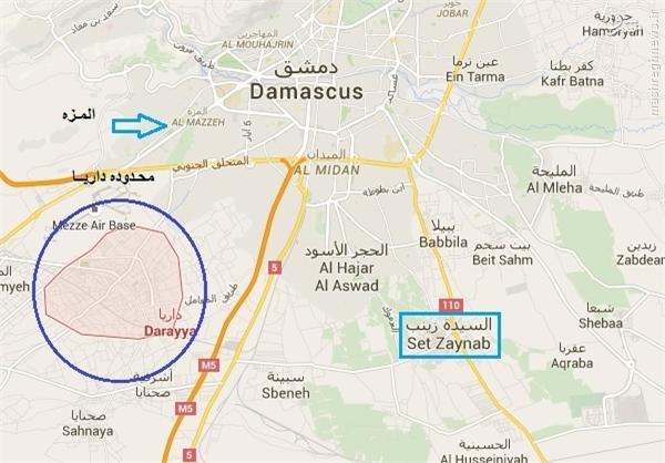 «النصره» و «داعش» از جنوب دمشق خارج میشوند