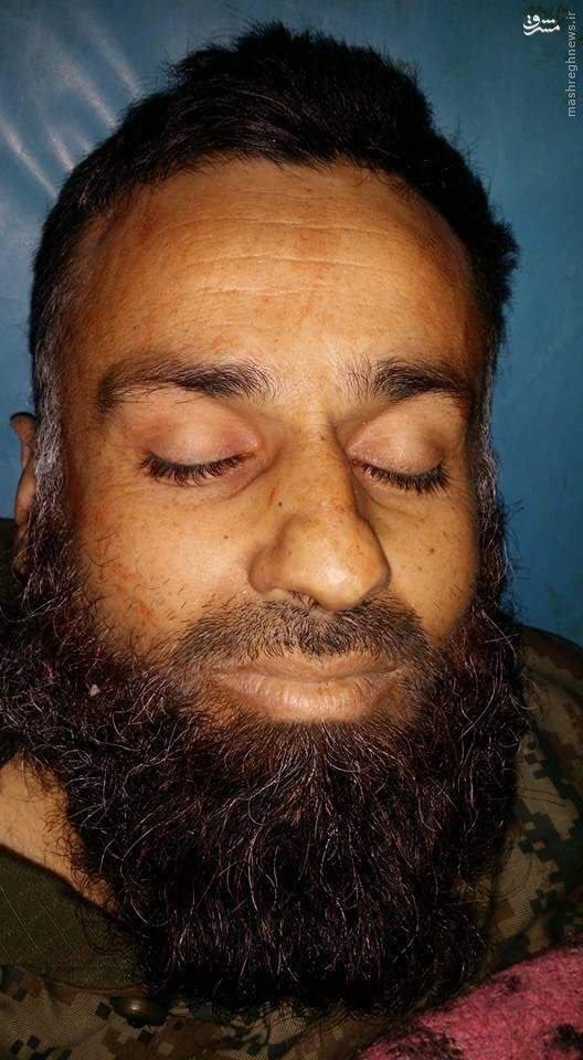 تلفات سنگین تروریستها در شیخ مسکین درعا+تصاویر