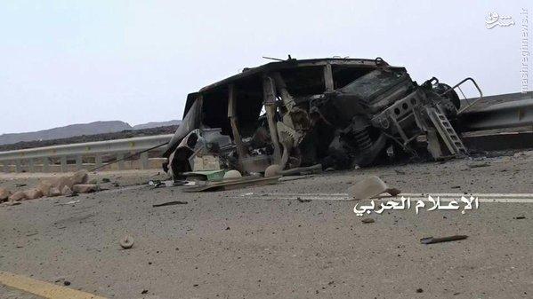 گسترش عملیات انصارالله در نجران عربستان+فیلم و عکس