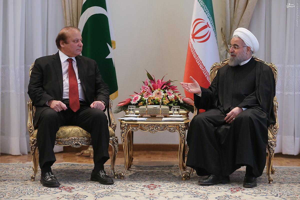 پیام آشتی مسافران پاکستان از ریاض به تهران + تصاویر