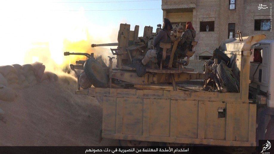 شکست عملیات معکوس تروریستها در شمال لاذقیه/جزئیات جنایت داعش در دیرالزور/عملیات ارتش سوریه در اطراف دوما/آماده انتشار برای بعد از ظهر امروز (چهارشنبه 30 دی 94)