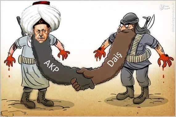 اردوغان خالق کابوس کنونی ترکیه /// ترکیه چگونه از سیاست تنش صفر به تنش صد رسید؟ /// آماده جهت ملاحظه ///