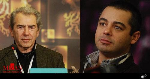 پدران و پسران سینمای ایران +عکس