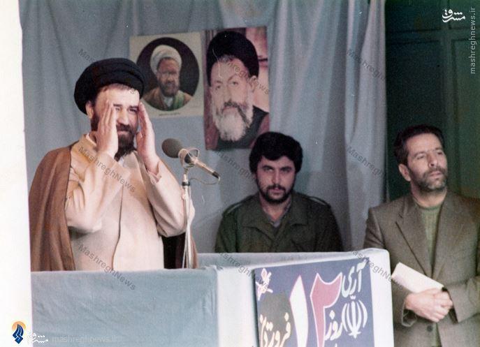بنیانگذار تکبیر در انقلاب اسلامی چه کسی است