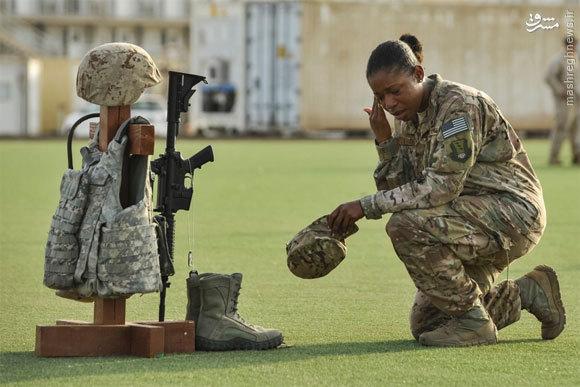 «دکترین فرس» مجوز رسمی تجاوز جنسی در ارتش آمریکا/ روزانه 52 نفر در ارتش آمریکا مورد تجاوز جنسی قرار میگیرند/
