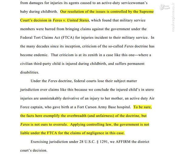 «دکترین فرس» مجوز رسمی تجاوز جنسی در ارتش آمریکا/ روزانه 52 نفر در ارتش آمریکا مورد تجاوز جنسی قرار میگیرند/ 66 سال پیش تجاوز در ارتش آمریکا قانونی شد/