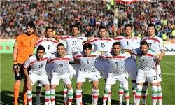 تیم ملی فوتبال ایران یک پله سقوط کرد/ صعود 20 پلهای عربستان!