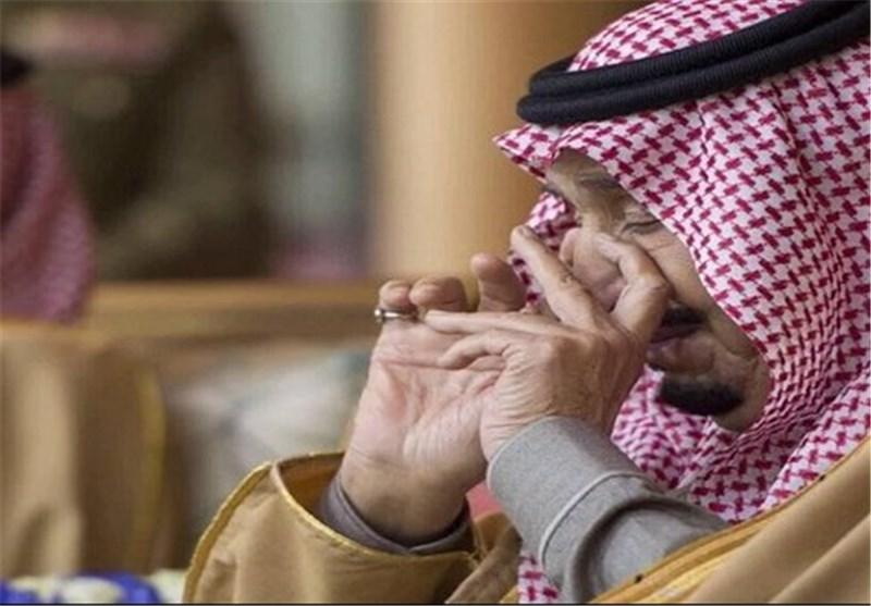 واکنش شاه سعودی پس از شنیدن چاپلوسانهترین قصیده +عکس