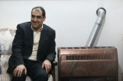 وزیر بهداشت راننده اش را در دامغان جا گذاشت + تصاویر