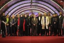 عکس/ حاشیههای پنجمینروز جشنواره فیلم فجر