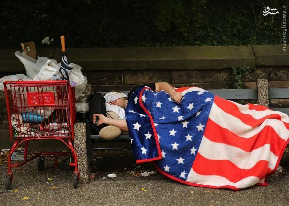 آیا نابرابری و بی عدالتی در آمریکا، ساخته تبلیغات جمهوری اسلامی است؟