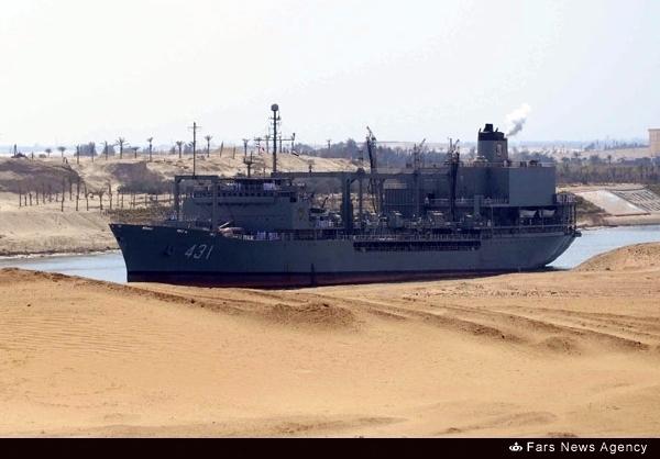 غول 33هزار تُنی ارتش از جا برمیخیزد+ عکس