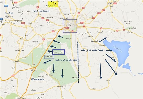 2 مرحله عملیات «نصر» حلب سوریه و ناگفتههای آن