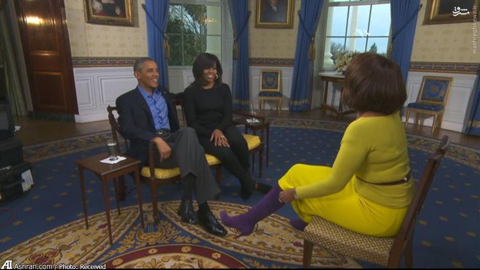 همسر باراک اوباما میشل اوباما کاخ سفید بیوگرافی باراک اوباما اخبار آمریکا