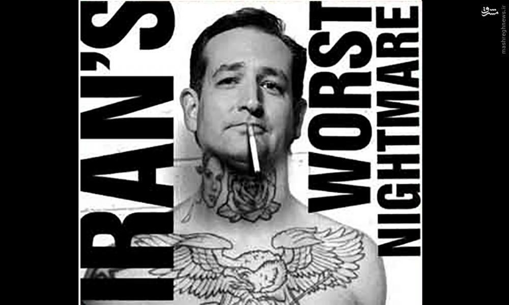 تد کروز شبه فاشیست و احیای امپریالیسم آمریکایی