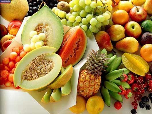 بازار میوههای خارجی در قبضه قاچاق