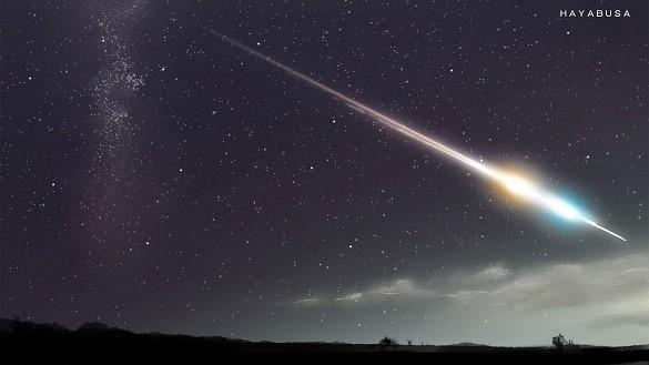ثبت اولین قربانی انسانی برخورد یک شیء آسمانی