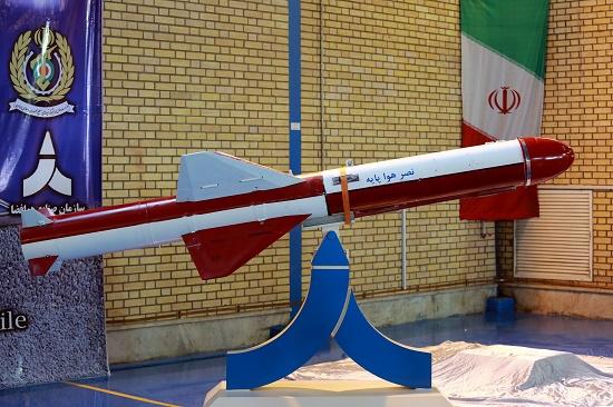 عکس/ جدیدترین موشک جنگندههای ایرانی