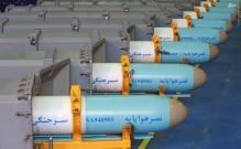 عکس/ تحویل موشک کروز تولید وزارت دفاع به نیروی هوایی ارتش