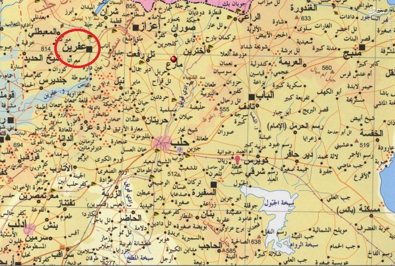 آزادی کنسبا و بسته شدن طومار تروریست ها در لاذقیه/انتشار وثیقه شکست داعش در ریف حلب/حمله به کاروان صلیب سرخ در مضایا/جدایی ده ها تکفیری النصره در حمص + نقشه و عکس و فیلم