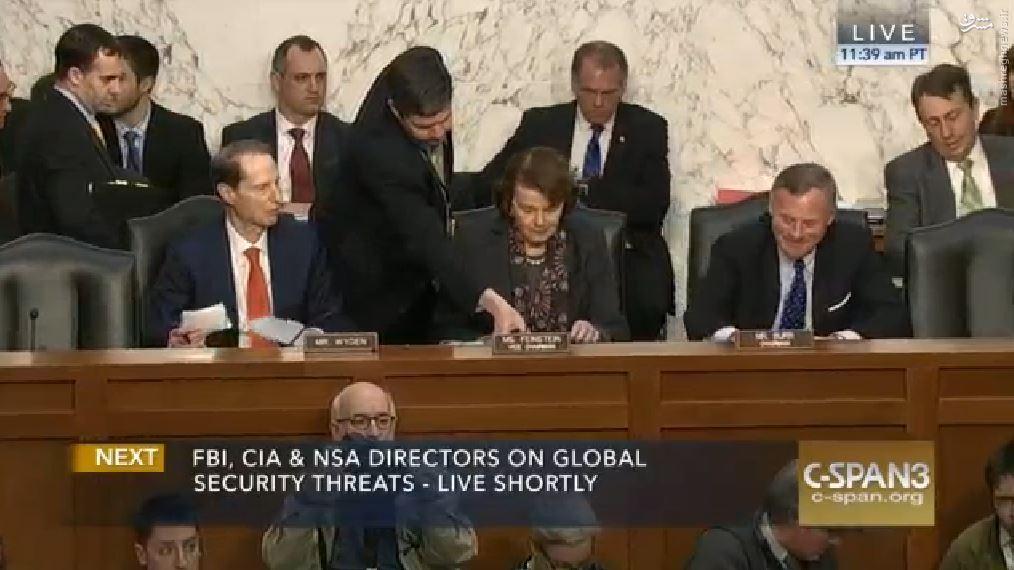 روسای 5 نهاد امنیتی مهم آمریکا چه گفتند؟