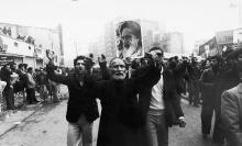 تصاویر دیدنی از روزهای انقلاب