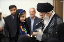 عکس/ دیدار خانوادههای شهدای مدافع حرم با رهبر انقلاب