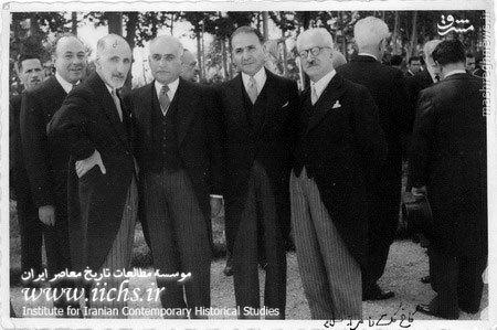 آخوندی که وزیر پهلوی شد+عکس