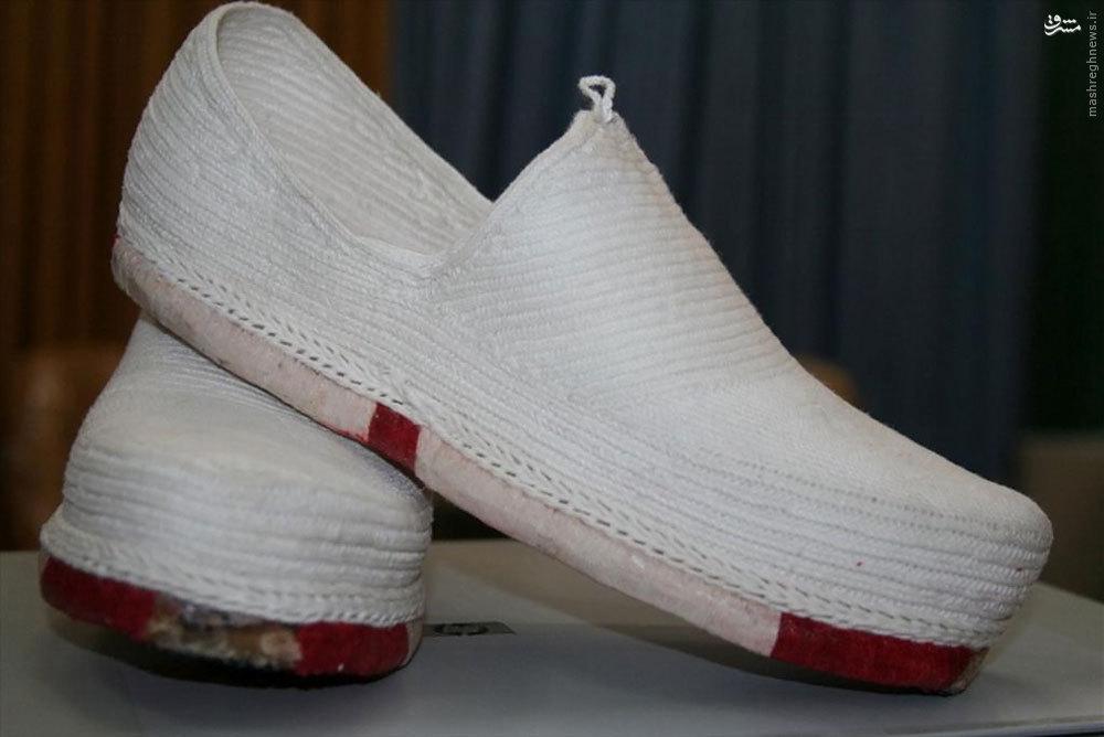 عکس/ خنکترین کفش دنیا