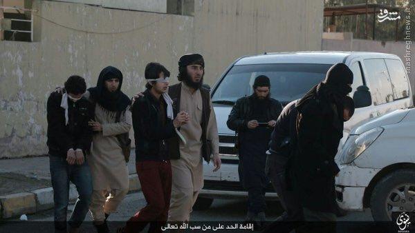 ذبح نوجوان کم سن و سال توسط داعش+(تصاویر+18)