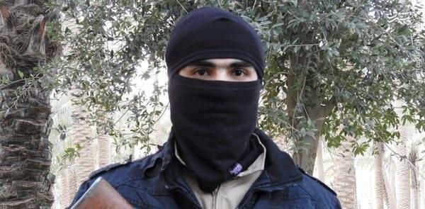 انتحاری دو داعشی در رمادی+تصاویر