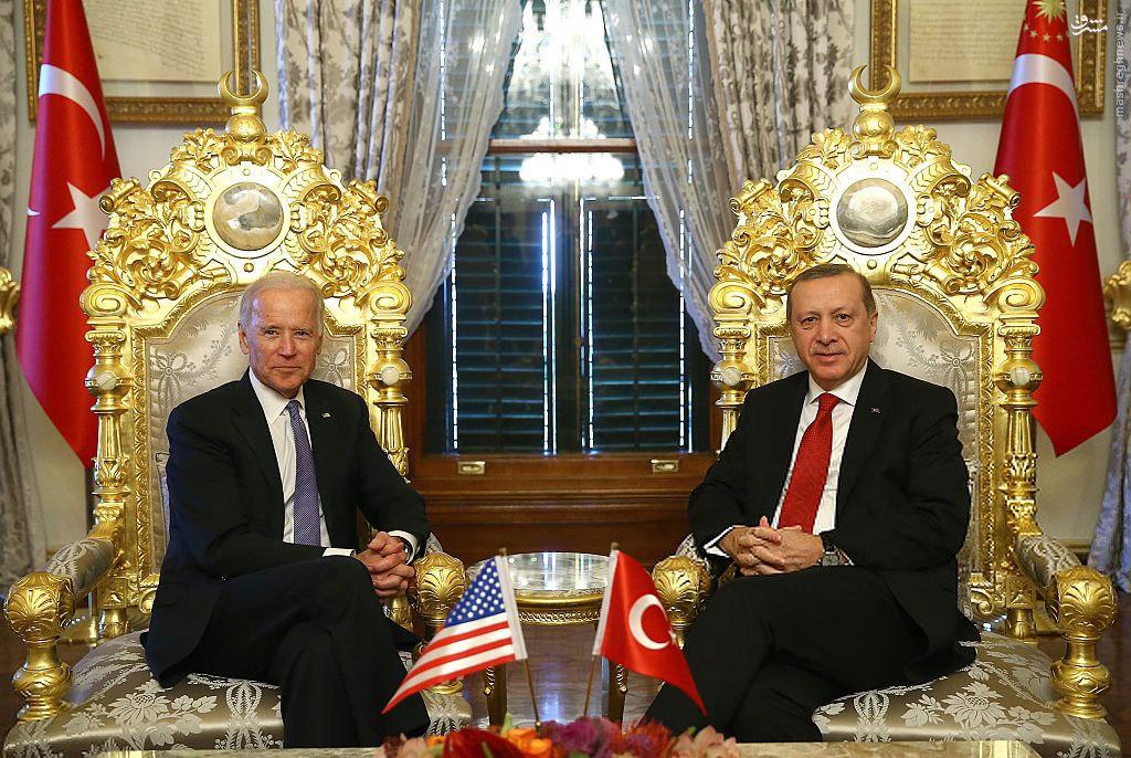 عکس/ صندلی سلطنتی اردوغان