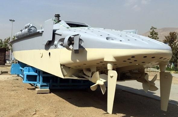 شهرهای زیر زمینی برای موشکها و شناورهای سپاه؛ حلقه جدید دفاعی ایران در دریا