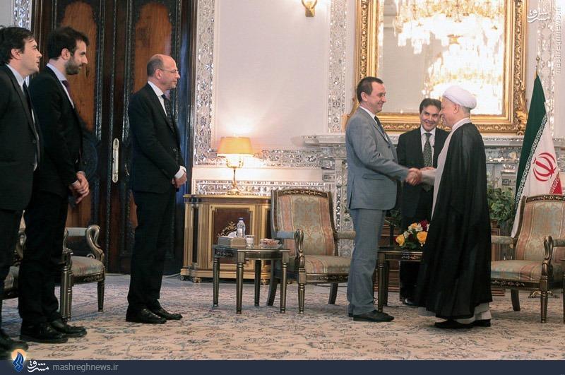 فتنهگر هتاک به امام و یادگارش چگونه در حلقه معتمدان هاشمی رفسنجانی قرار گرفت؟ +تصاویر