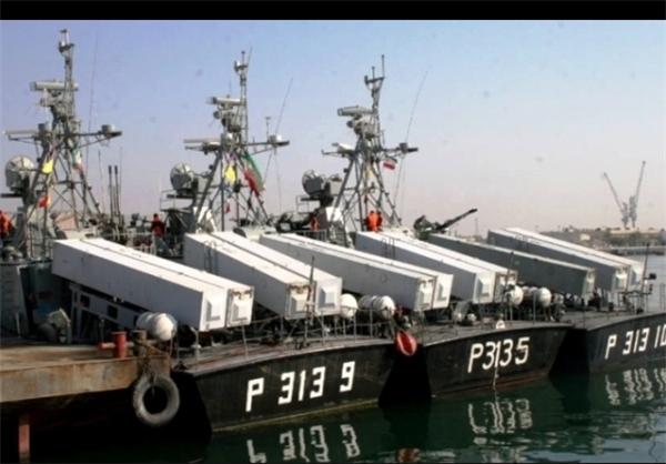 سپاه با کدام شناور به سراغ آمریکاییها در خلیج فارس رفت+عکس و ویژگیها
