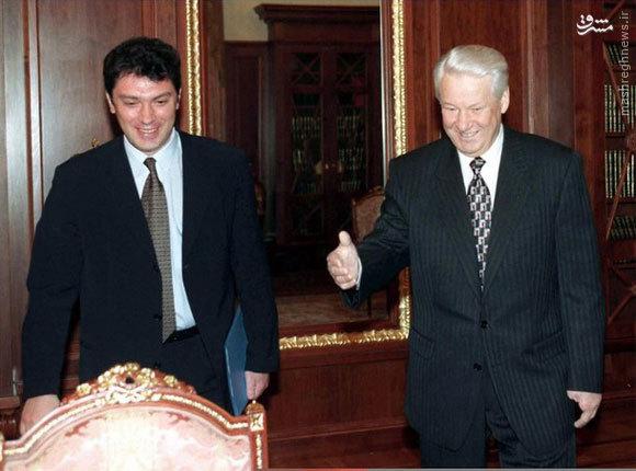 آمریکا چگونه اولین رئیسجمهور روسیه را انتخاب کرد/