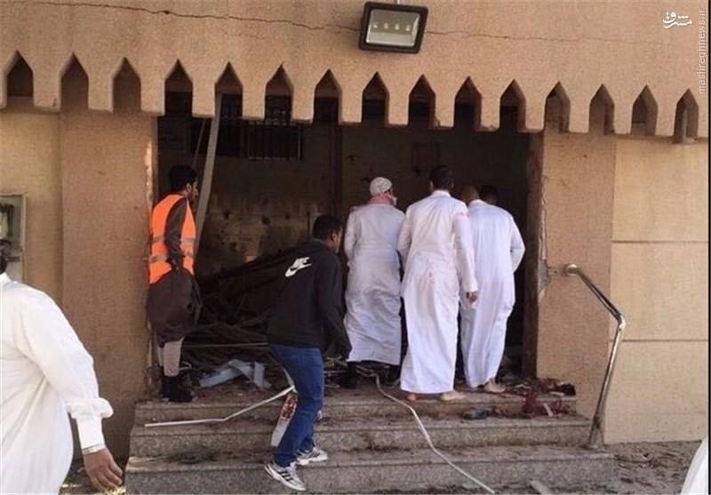 حمله تروریستی به مسجدی در شرق عربستان/ 4 نفر شهید شدند + عکس و فیلم