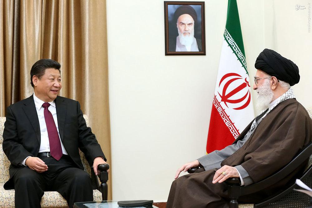 آمریکا مانع از انتقال فناوری های نظامی چین به ایران شود /// در حال ویرایش